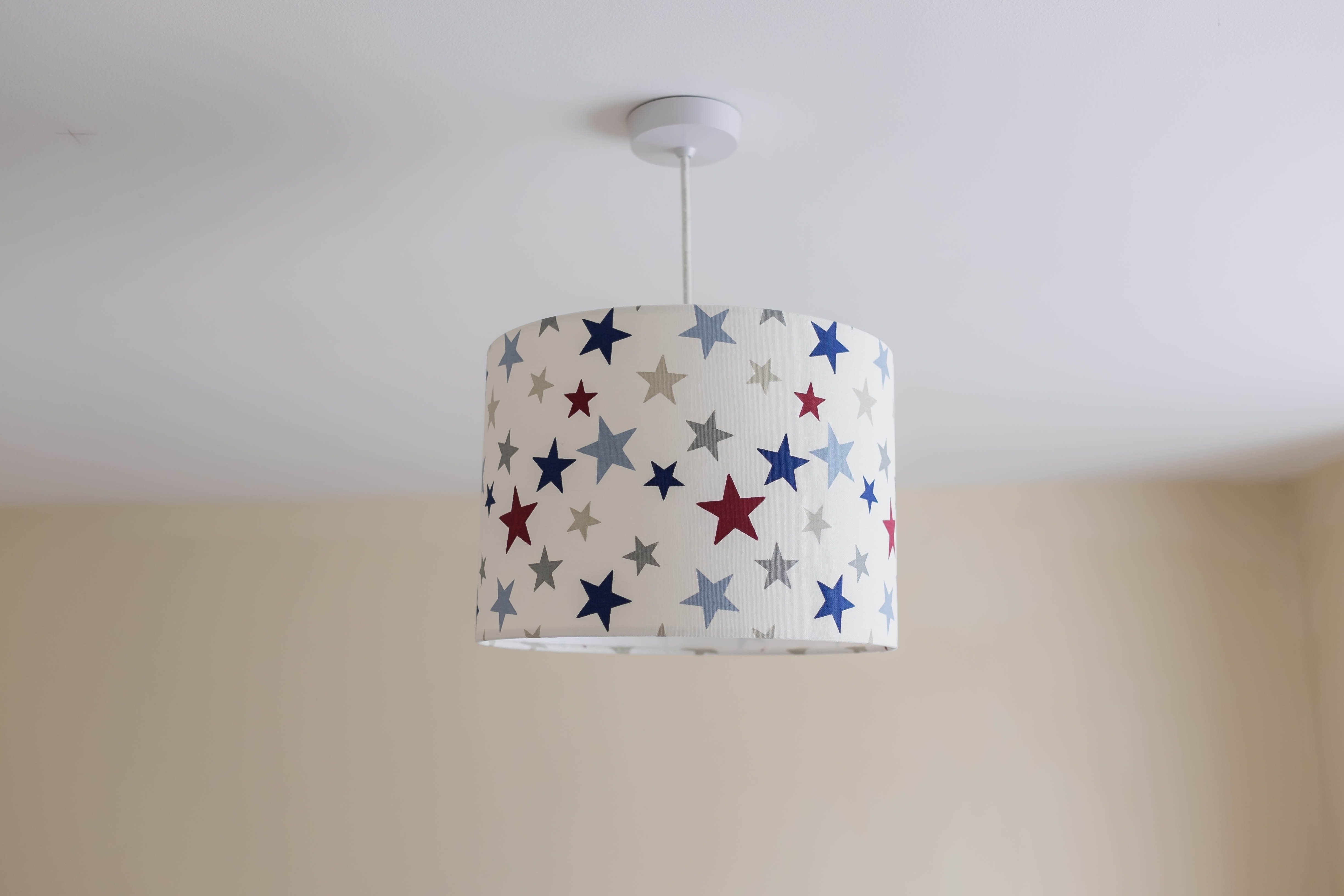 Fabric Lampshades Lilymae Designs Handmade With Love