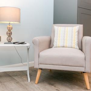 Cushion covers Dash Mineral Studio G fabric lilymae designs