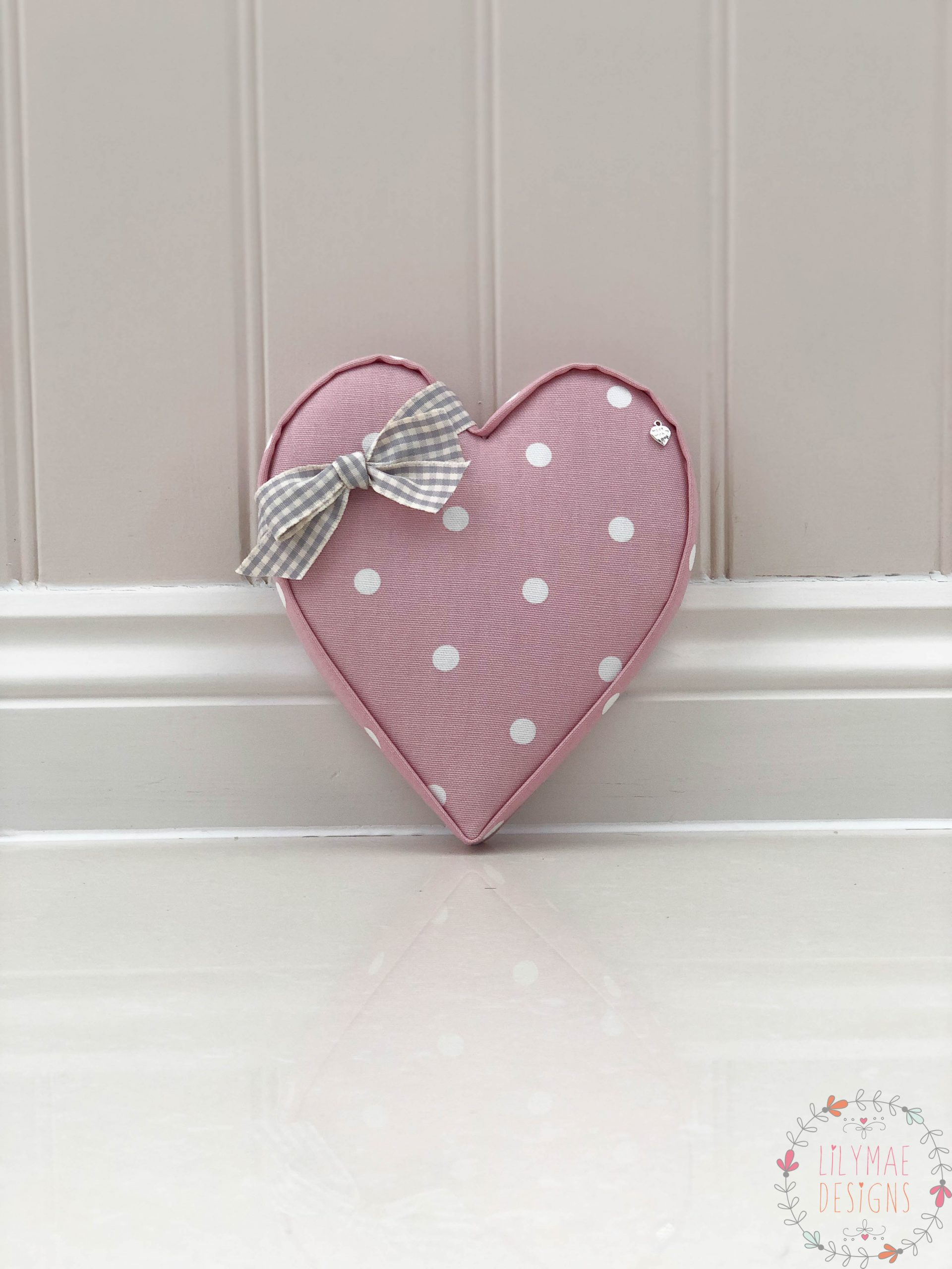 Individual Heart Gallery Dotty Rose