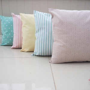 Scatter Cushions, handmade to order! If you have any questions, or need any help with fabrics, please don't hesitate to get in touch! Thank you for supporting our small business 🖤 Samantha & Jaine - Lilymae Designs x