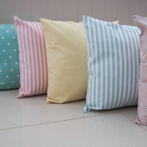 """Pastel cushion covers 12"""" 14"""" 16"""" 18"""" 20"""" 22"""""""