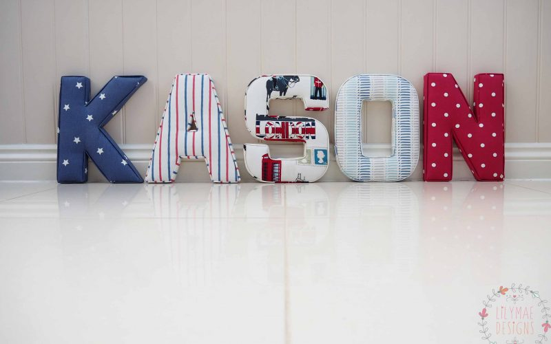 extra large Childrens names for wall ★ Lilymae Designs ★ We offer many items including Extra Large Fabric Letters in sizes 22cm tall, 25cm tall, 30cm tall, 40cm tall, 50cm tall and 60cm tall., Fabric Hearts, Butterflies, Stars, Birds, Bunting, Memo Boards, Extra Large Memo Boards, Cushions, Lampshades, Curtains and Roman Blinds Available in any of our Clarke and Clarke and Prestigious Textiles fabrics. Custom fabric letter sizes available on request. Our Extra large letters make great nursery decor, wall decor and home decor in any room. Also great gifts, new baby gift, new baby present baby shower gift baby shower present christening gift christening present little brother little sister niece nephew grandson godson granddaughter goddaughter first birthday gift first birthday present children's birthday present children's birthday gift new home gift new home present teacher gift teacher present dinner party gift dinner party present mum present mum gift sister gift sister present first home gift first home present wedding gift wedding present personalised gift personalised present best friends present best friend gift baby boy gift baby girl gift baby boy present baby girl present wedding gift wedding present flower girl gift flower girl present page boy gift page boy present bridesmaid present bridesmaid gift rainbow baby gift baby after loss gift tommys charity stillbirth awareness mothers day gift mothers day present mum gift mum present Personalised, handmade and made to order here within the UK Extra Large Letter Name Sets