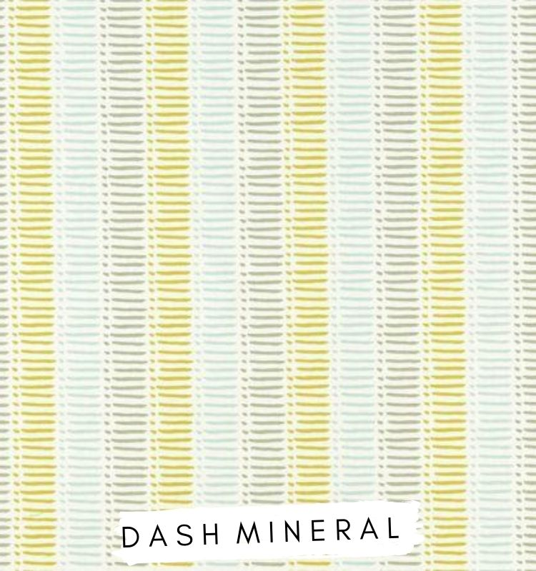 Fabric for Letters Dash Mineral Fabric Studio G Clarke & Clarke Prestigious Textiles ★ Lilymae Designs ★