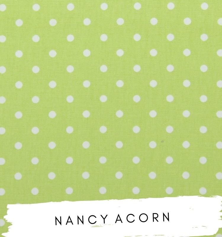 Nancy Acorn fabric