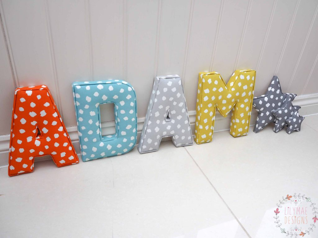 son first birthday ★ Lilymae Designs ★ We offer many items including Extra Large Fabric Letters in sizes 22cm tall, 25cm tall, 30cm tall, 40cm tall as well as custom sizes on request. Fabric Hearts, Butterflies, Stars, Birds, Bunting, Memo Boards, Extra Large Memo Boards, Cushions, Lampshades, Curtains and Roman Blinds Available in any of our Clarke and Clarke and Prestigious Textiles fabrics. Our personalised custom made to order products make great nursery decor, wall decor and home decor in any room. Also great gifts and presents, new baby, baby shower christening Little brother little sister niece nephew grandson godson granddaughter goddaughter first birthday children's birthday new home teacher dinner party gift mum present sister first home wedding best friends baby boy baby girl flower girl page boy bridesmaid rainbow baby mother's day, Mom, Nan, Auntie, Christmas xmas babys first Christmas daughter son Twins Fraternal Twins Support our small business today, each product is handmade to order here in the UK